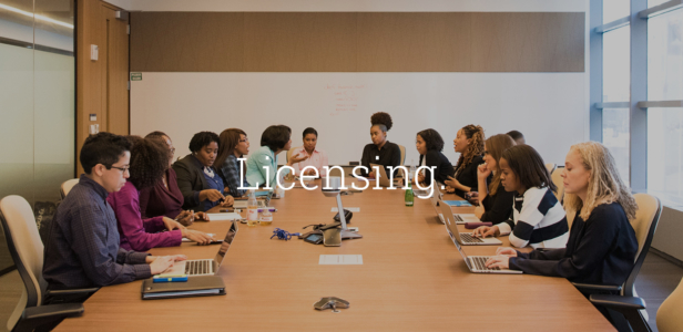 Licensing - For Industry
